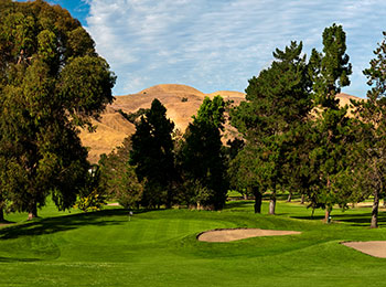 Our Hercules golf course was designed by legendary golf course architect Robert Muir Graves
